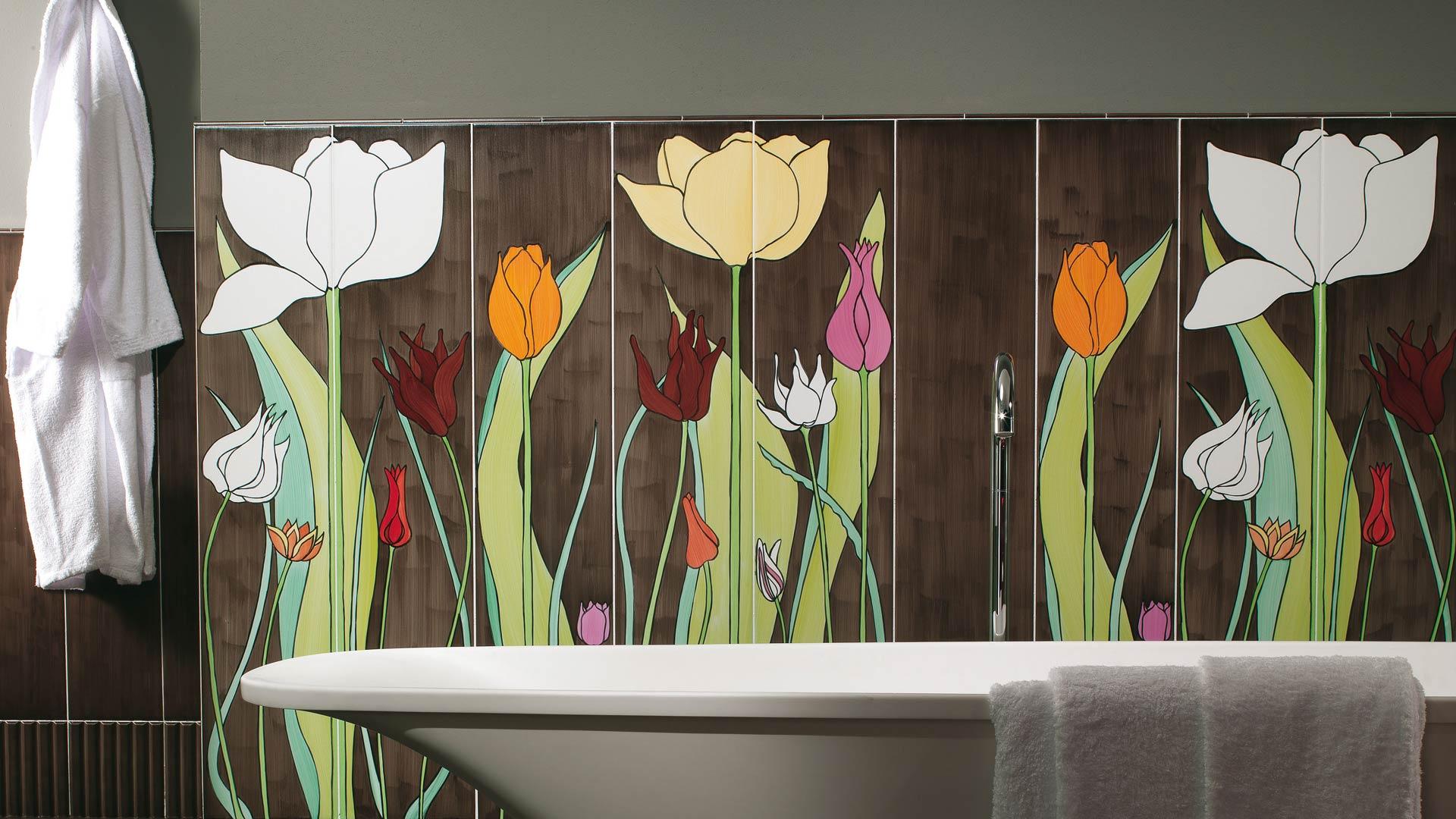 Van der hilst collezione tulipani edilizia termoidraulica e